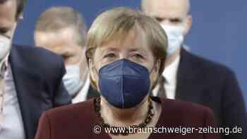Ampel: Merkel hat keine Angst vor zu vielen Schulden