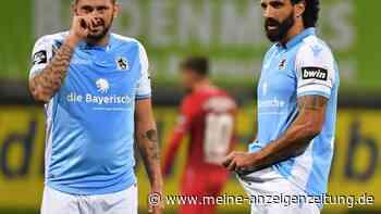 TSV 1860: Wiedersehen mit Grimaldi - Schlägt der Ex-Stürmer-Fluch wieder zu?