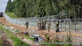 Migration via Belarus: Festnahmen in Polen