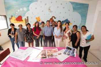 En Villa Asunción funcionará un Centro de Primera Infancia - Nuevo Diario de Salta