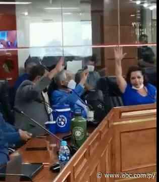Junta Municipal de Asunción aprueba crédito de G. 270.000 millones para pagar deudas - ABC Color