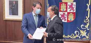 Ámilivia plantea a Mañueco la asunción de las funciones de evaluación de políticas públicas de Castilla y León - leonoticias.com