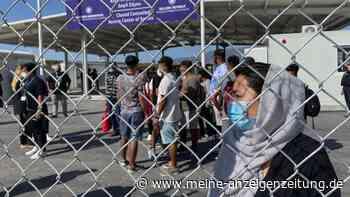 Kameras, Drohnen, Ausgangssperre: Geflüchtete in Griechenland hinter Stacheldraht