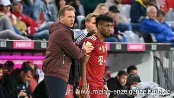 Verlässt Coman die Bayern? Trainer Nagelsmann verrät seinen Wunsch