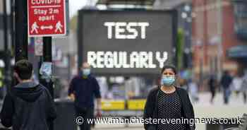 Coronavirus R value in England estimated to have increased to between 1 and 1.2 - Manchester Evening News