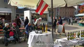 Wochenmarkt in Klettham hat neuen Standort