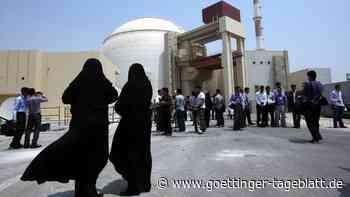 Frankreich ruft Iran zur Reduzierung von nuklearen Aktivitäten auf