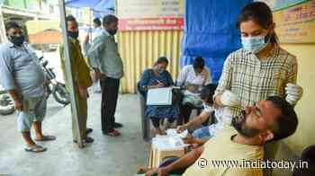 Maha records 1,632 new coronavirus cases, 40 deaths in 24 hours - India Today