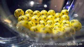 Eurojackpot am Freitag: Hier sind die Gewinnzahlen