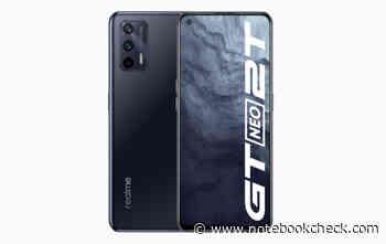 Realme GT Neo 2T: Erste Hinweise auf einen globalen Start - Notebookcheck.com