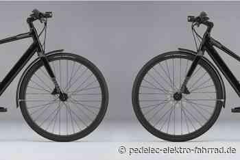 Cannondale 2022 – neues Tesoro NEO SL EQ ist leicht, clean und voll alltagstauglich - Pedelecs & E-Bikes