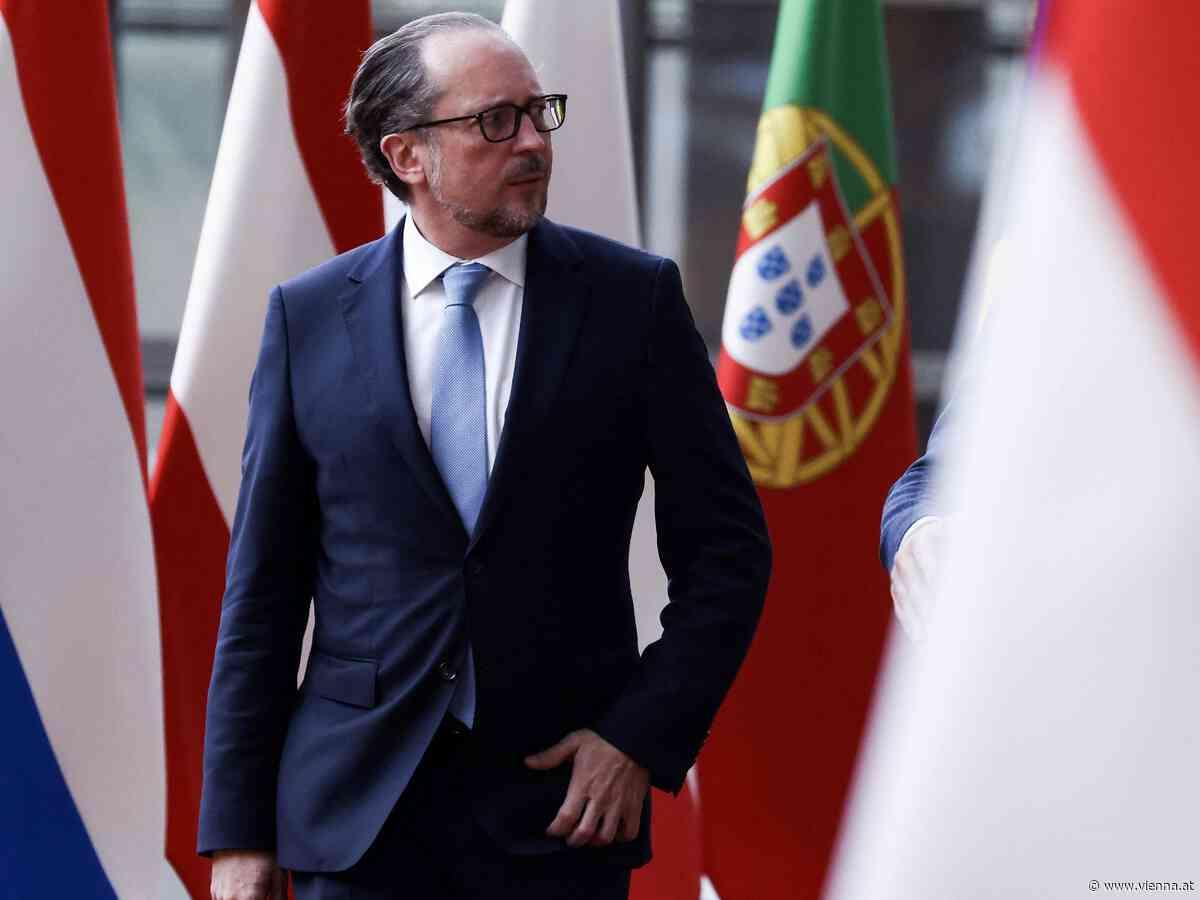 Erster EU-Gipfel von Neo-Kanzler Schallenberg - VIENNA.AT