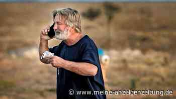 Kamerafrau von Schauspieler Alec Baldwin erschossen