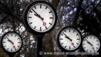 Wechsel von Sommer- auf Winterzeit – Wann wird an der Uhr gedreht?