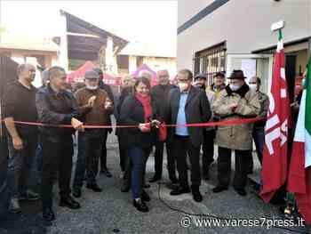 Tradate, inaugurata sede Cgil completamente rinnovata - Varese7Press