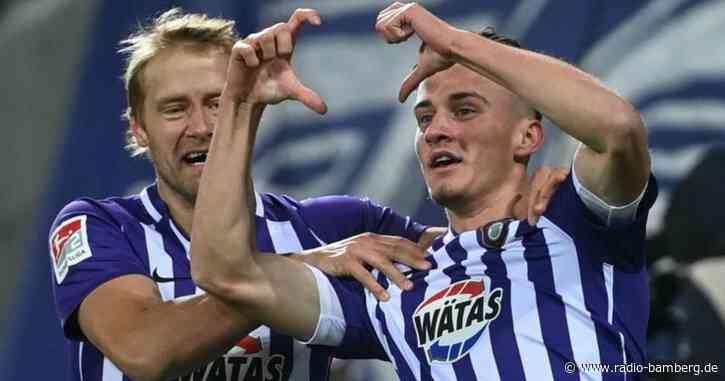 Aue atmet auf: Sijaric trifft zum Sieg gegen Ingolstadt