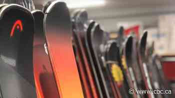 Sports equipment stores predict busy season as second COVID winter approaches