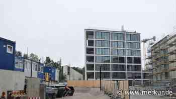 ULP-Baustelle in Landsberg beklaut - Merkur Online