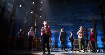 Chad Kimball Sues 'Come From Away' Over His Termination