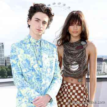 """See Zendaya & Timothée Chalamet Adorably Explain Why They're """"Going to be Friends for Life"""""""