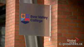 Calgary's Bow Valley College marks first day of mandatory vaccines