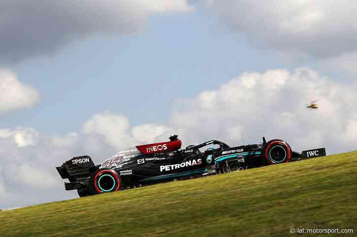 Mercedes niega tener un truco para su mejorada velocidad en recta - Motorsport.com Latinoamérica
