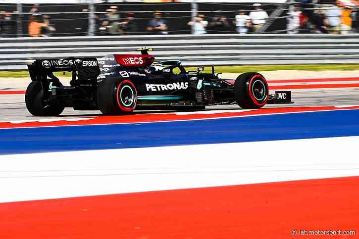 """Mercedes """"sufre con la fiabilidad"""" de sus motores en Estados Unidos - Motorsport.com Latinoamérica"""
