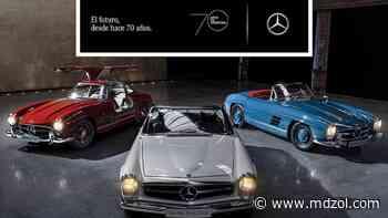 Tour de clásicos por los 70 años de Mercedes Benz en Argentina - MDZ Online