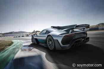 Mercedes registra el nombre Vision One-Eleven - SoyMotor.com