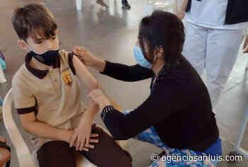 En Villa Mercedes continúa la vacunación a menores y mayores en condiciones de completar esquema - Agencia de Noticias San Luis