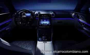 Mercedes-AMG SL 2022 muestra su moderno y tecnológico interior antes del estreno - El Carro Colombiano