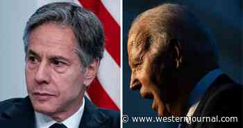 White House Chaos: Blinken Betrays Biden, Admits Court Packing is How 'Democracies Come Undone' - Video