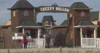 Creepy Hollow scaring southern Albertans for more than 20 years