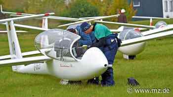 Elf Flugzeuge sind beim Auftakt zum Leewellen-Pokal des Luftsportvereins Ostharz Aschersleben mit von der Partie - Mitteldeutsche Zeitung