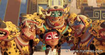 How 'Maya and the Three,' 'Encanto' and 'Vivo' Animate Latinidad