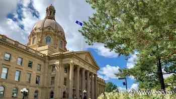 Alberta government says jobs, economy, COVID to be focus of fall legislature sitting