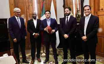 Samuel García busca traer a la NFL en Monterrey - Periódico La Voz