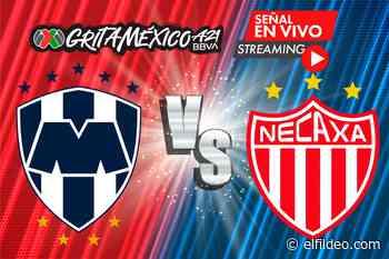 EN VIVO: MONTERREY VS NECAXA, VER EL PARTIDO EN INTERNET, LIVE STREAM, LIGA MX - El Fildeo