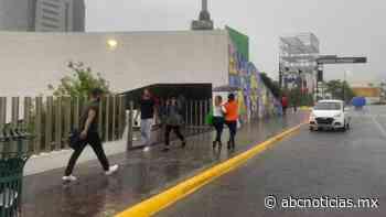El clima de hoy en Monterrey; lluvia en la tarde y máxima de 28° - ABC Noticias