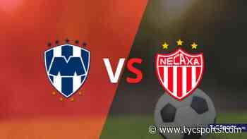 Por la fecha 15 se enfrentarán CF Monterrey y Necaxa - TyC Sports