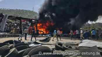 Konflikt in Tigray eskaliert zunehmend - UN schlagen Alarm