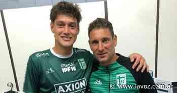 Debutó en Sportivo Belgrano cuando entró por Juan Pablo Francia en el día de su retiro - La Voz del Interior