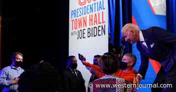 CNN Steps in to Fact-Check Biden Over Town Hall Claim That Appears to Be Very False
