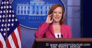 Psaki Smugly Corrects Reporter: Biden Did Go to the Border - 13 Years Ago