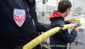 VIDÉO. À Rennes, des collégiens dans la peau de CRS - maville.com