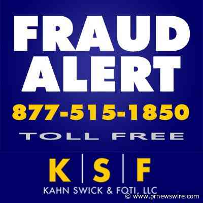 D-MARKET/HEPSIBURADA SHAREHOLDER ALERT BY FORMER LOUISIANA ATTORNEY GENERAL: KAHN SWICK & FOTI, LLC REMINDS INVESTORS WITH LOSSES IN EXCESS OF $100,000 of Lead Plaintiff Deadline in Class Action Lawsuit Against D-MARKET Electronic Services &am