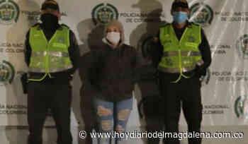 Capturan mujer en Sitionuevo por concierto para delinquir - HOY DIARIO DEL MAGDALENA