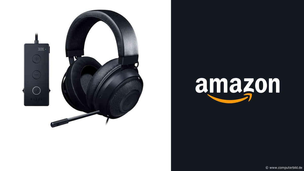 Razer-Headset im Amazon-Angebot: Kraken TE deutlich günstiger - COMPUTER BILD - COMPUTER BILD