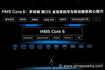 Huawei kündigt Pläne für zusätzliche Entwicklerunterstützung und neue HMS-Funktionen auf der HDC 2021 an