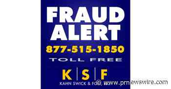 EHEALTH INVESTIGATION CONTINUED BY FORMER LOUISIANA ATTORNEY GENERAL:  Kahn Swick & Foti, LLC Continues to Investigate the Officers and Directors of eHealth, Inc. - EHTH